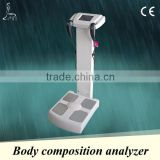 Body composition analyzer,8-inch LCD touchscreen,come with a free HP printer and 100 A4 color report paper