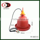 high quality Chicken or Duck Plastic Poultry Bell Plasson Drinker automatic chicken drinker