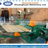 Rotary Veneer Cutting Machine Wood Veneer Cutting Machine Plywood Veneer Peeling Machine