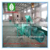 Multi-tube bilolgical stuff screw conveyor system for power plant massive stuff conveying