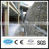 alibaba China wholesale CE&ISO certificated gabion wire mesh/gabion stone basket(pro manufacturer)
