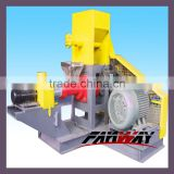 Fanway factory supply floating fish feed machine in india