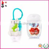 Alcohol free hand sanitizer with plastic bottle 30ml gel