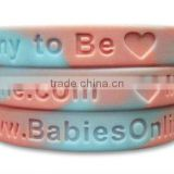 Promotional Rubber Wristbands Silicone