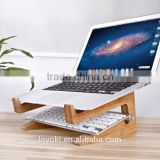 table laptop lap desk wood drawer computer stand tray holder