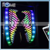 Men Women 11 Colors led sneakers High-top light up sneakers Glowing Light Up Shoes Flat LED Luminous Shoes chaussure Led