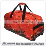 cheap custom sports & leisure bags, yellow matching shoe and bag, cricket kit bag