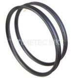 29er Plus∣50mm Width 25mm Depth∣Tubeless Hookless Compatible∣XC∣OEM MTB Carbon Rims∣Mountain MTB Carbon Rims Online∣3K UD 32H