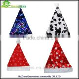 Xma Santa Clause hat Christmas hats jester hat