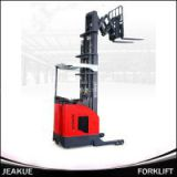 1.3T/1.6T Double -deep Fork Reach High Lifting Electric Forklift with Advanced Transmission