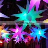 best selling Decoration star Inflatable led Star for hanging