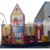 Inflatable princess bouncer Slide,Inflatable princess Jumper Slide