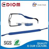 High quality wholesale promo waterproof elastic permium durable sublimation sport glasses cord