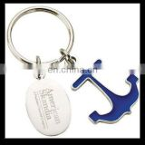 new cheap metal key chain ring for clothing