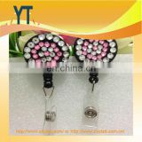 YT Bling Badge Reel/yoyo Badge Reel/retractable Badge Reel