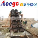 High efficiency River Bucket chain Dredger /Sand extraction Dredger machine For Sale