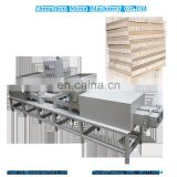 Sawdust recycling wood pallet foot making machine/wood pallet block hot press making machine for sale