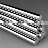 Polished bright Hot Rolled Cold 304 round stainless steel bar