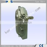 variable speed increaser gearbox type 70011 for agriculture machinery