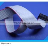 UL approved electrical 16 pin IDC connector flat ribbon cable 2.54mm pitch idc flat cable                                                                         Quality Choice