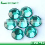 0821C China wholesale holesale Korean lead free stone, iron on lead free stone Korean,flat back lead free Korean stone