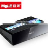 Factory dierrect supply! Mele M5 TV Box Android 4.2 Allwinner A20 Dual Core RAM 1GB ROM 8GB Bult-in WIFI Module HDMI Video