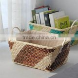 2016 new design rattan picnic basket,Hot selling outdoor wicker basket,most popular camping willow basket