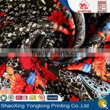 printed spun rayon fabric from china yongtong printing