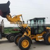 HERACLES H928 CE mini wheel loader with Rops/Fops cabin