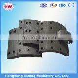 China wholesale truck brake shoes , auto parts , truck spare parts brake pads