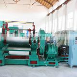 XK series tire factory natural opening rubber mixing mill/rubber mixer