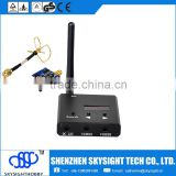 SKY-32S 5.8GHZ FPV AV receiver AUTO SCAN RX RC32S+SKY-8200 ultra mini and light 200mw FPV transmitter