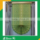 polyester and linen fabric office curtains and blinds as blackout curtain and curtain blinds