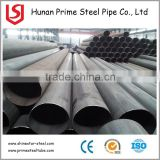 Hot selling erw steel round pipe erw carbon steel pipe for furniture with competitive price