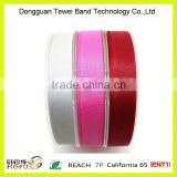 Wholesale single face or double face satin ribbon