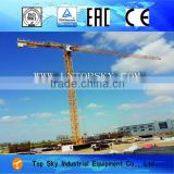 TT6518-10t Type Topless Tower Crane
