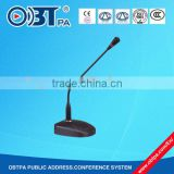 OBT- 8052A Professional Desktop Conference microphone,conference table microphone