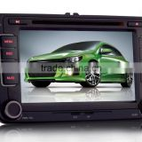"7"" Car DVD/GPS Bluetooth USB SD Player For VW CC TIGUAN Sharan EOS Caddy Jetta SEAT"