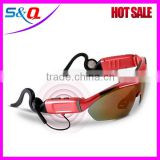custom fashionable polarized bluetooth sunglasses