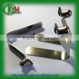 High quality nickel plated retaining v spring clip                                                                         Quality Choice
