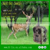 Night Vision Laser Trap Camera 12MPwildlife Camera Trail Hunting Camera HD 1080P 940NM Black IR LED GSM/GPRS Digital Trail Cam