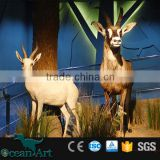 OA6053 Fantastic Customized Realistic Decorative Artificial Deer Antlers
