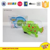 Battery Operated Toy fish with universal wheel