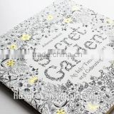 2016 Coloring Book supplies for adults and kids gift secret garden