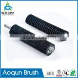 Good Quality Food Processing Machine Fruit Roller Cleaning brush                                                                                         Most Popular