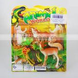 China factory toys small plastic farm animal toy for kids
