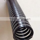 High quality plastic reinforced spiral 4 inch sand pumping pipe anti abrasion rubber hose PVC plastic spiral pipe