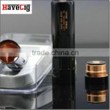 2016 vape copper brass mod stainless steel mod Hitman mod and battle drip tip are on sale
