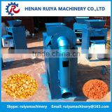 200-300kg/h bean skin dehulling machine/soybean husking machine/sorghum dehuller for export
