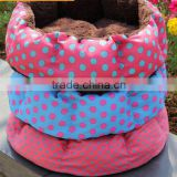 Pretty Soft Dog Cat Bed House Cozy Warm Pet Nest Removable Washable